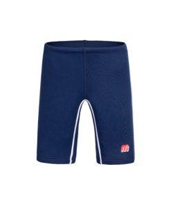 寶藍色1.5mm短褲保暖
